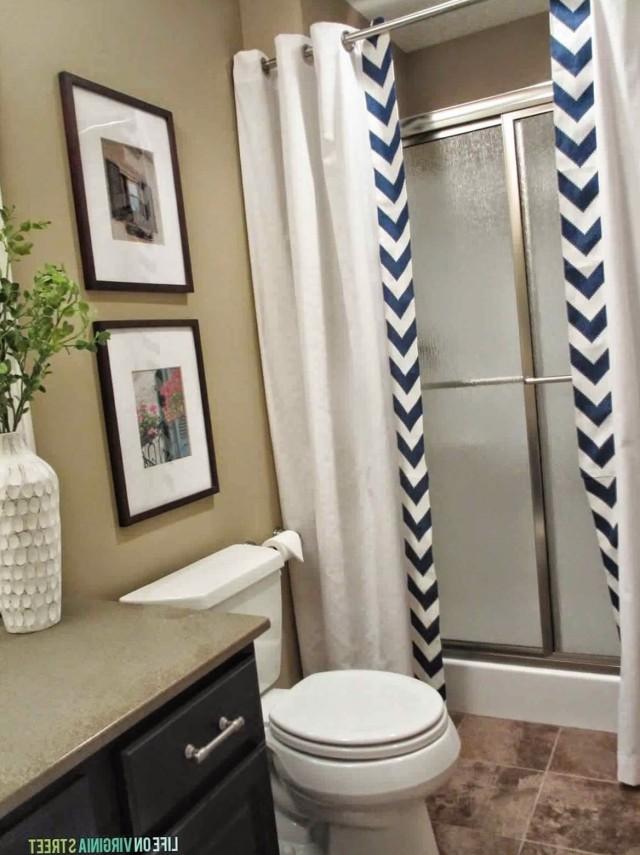 Diy Shower Curtain Ideas