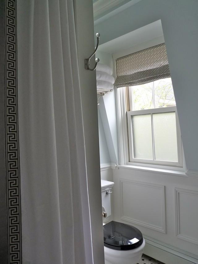 Diy Shower Curtain Shade