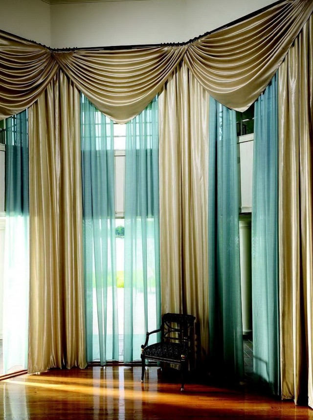 Draperies And Curtains Designs