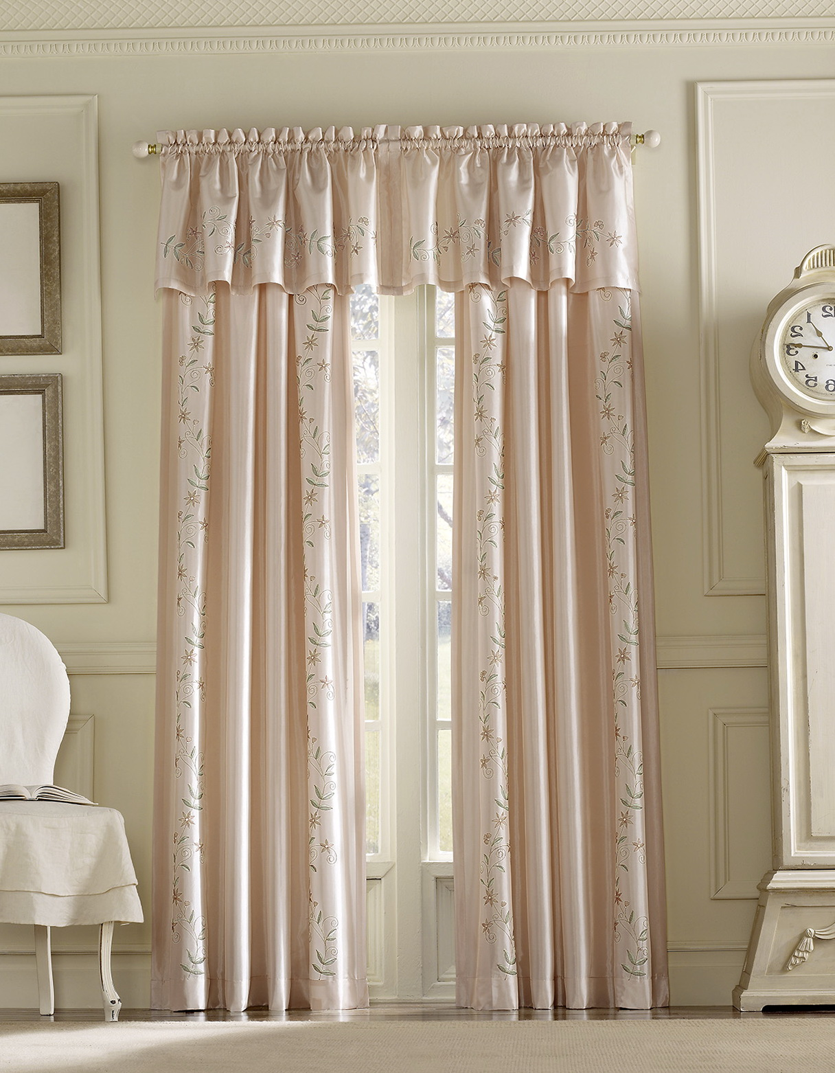 Extra Long Curtain Rods 144 Home Design Ideas