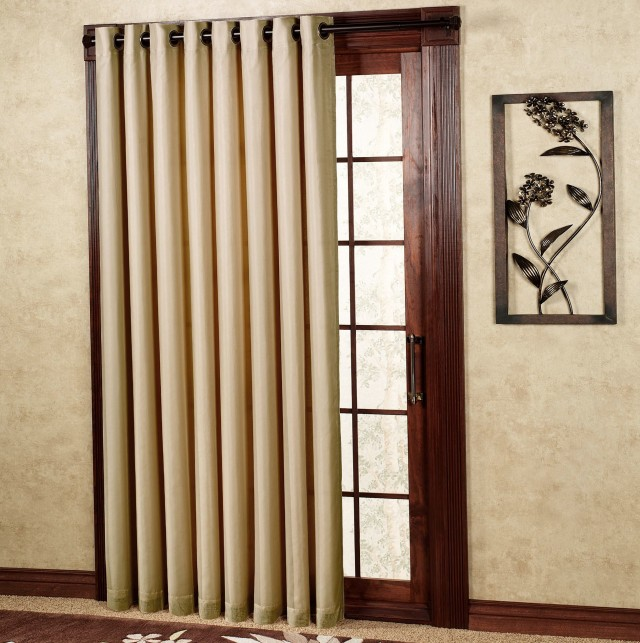 Extra Wide Curtain Panels Grommet
