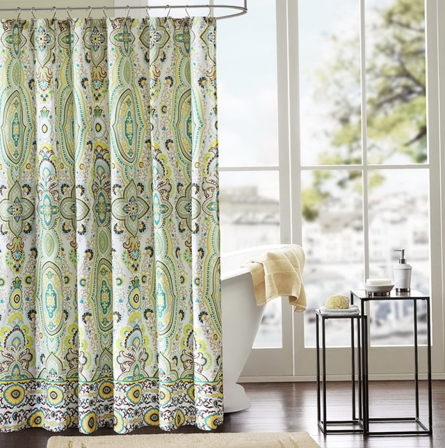Fancy Shower Curtains Designs