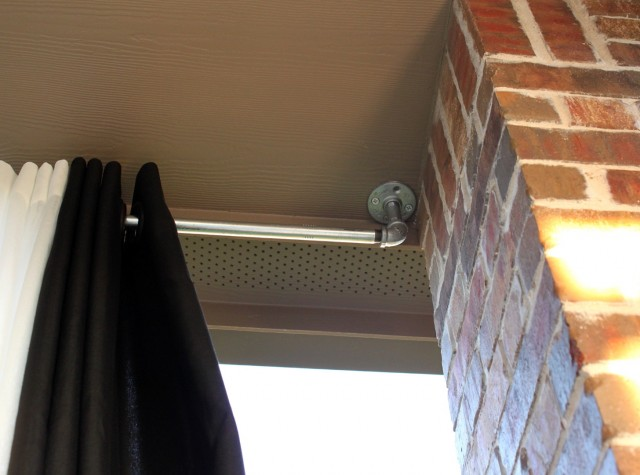 Flexible Curtain Track Home Depot