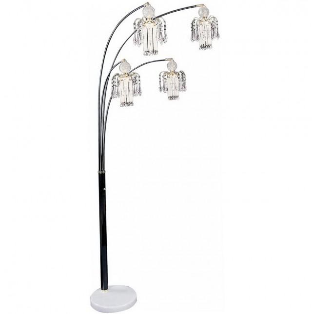 Floor Lamps Chandelier Style