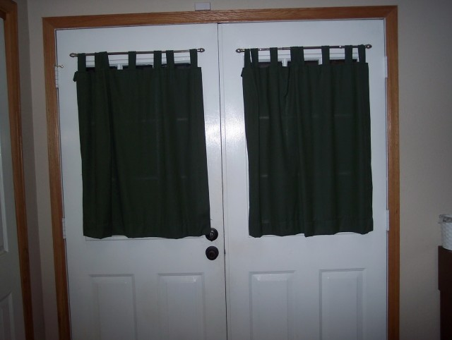 Front Door Curtain Panels