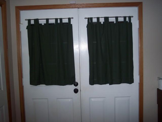 Front Door Curtain Panels