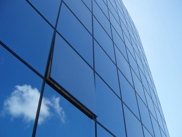 Glass Curtain Wall Detail