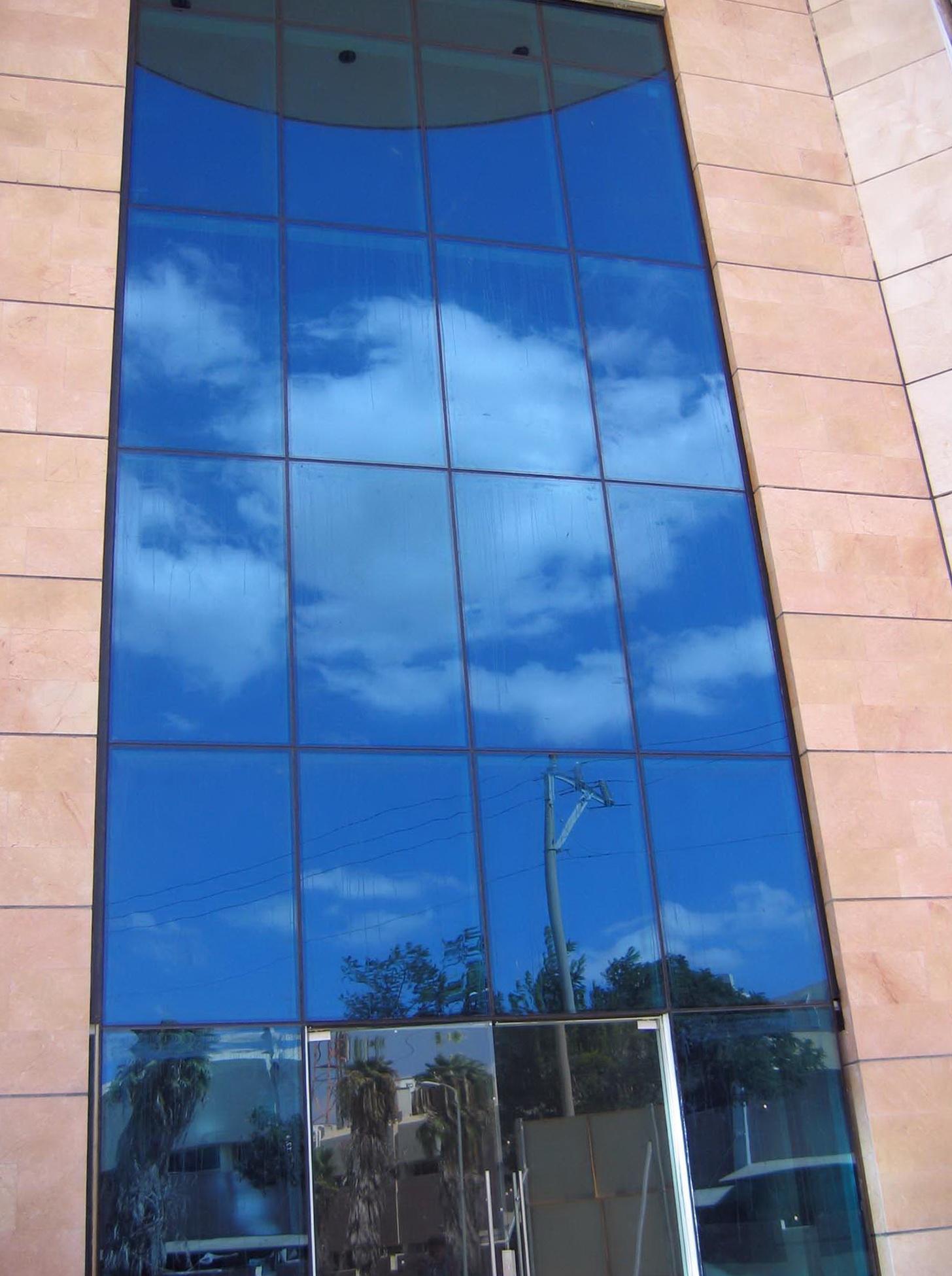 Glass Curtain Wall Facade Home Design Ideas