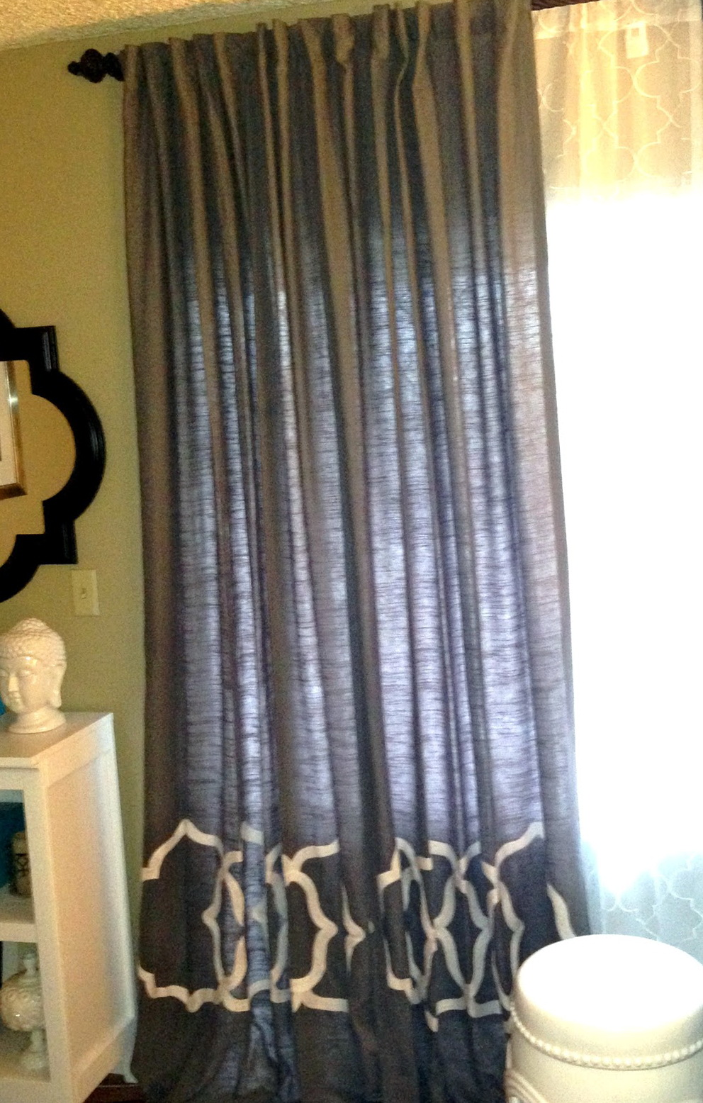Gray Blackout Curtains Target Home Design Ideas