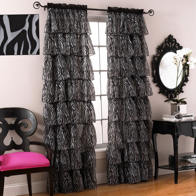 Grey Blackout Curtains Walmart