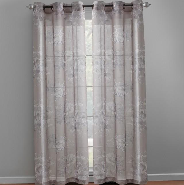 Grommet Curtain Panels 63