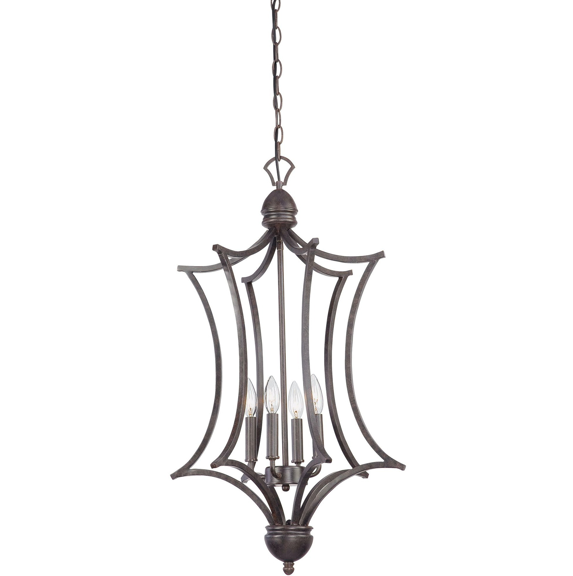 Hampton Bay Mini Chandelier