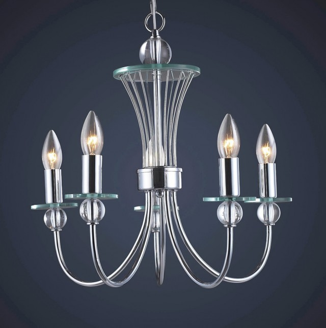 Hampton Bay Nautical Chandelier
