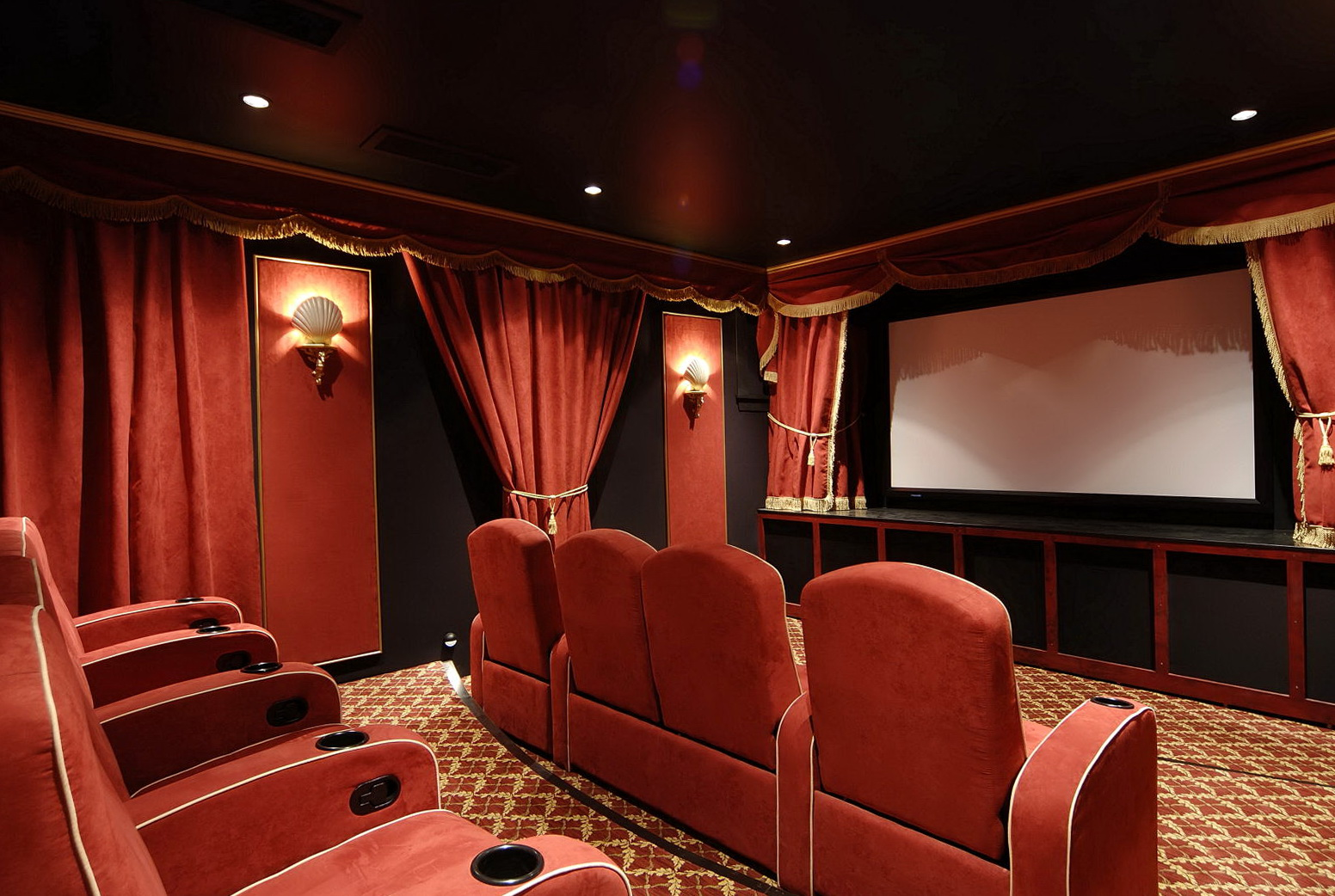 Home Theater Curtains For Sale Home Design Ideas