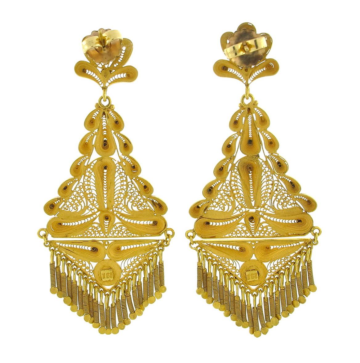 Indian diamond chandelier earrings home design ideas indian diamond chandelier earrings aloadofball Choice Image