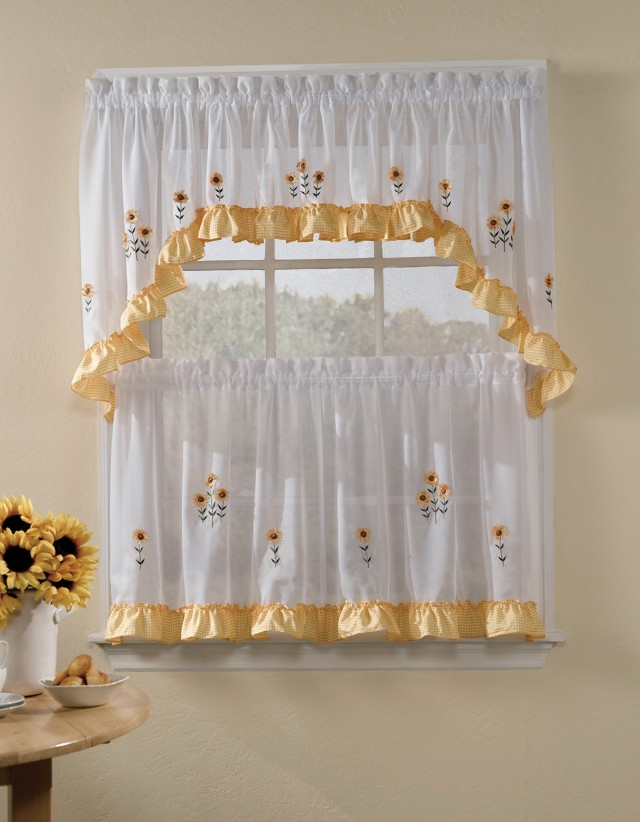 Kitchen Curtains Ideas Pictures