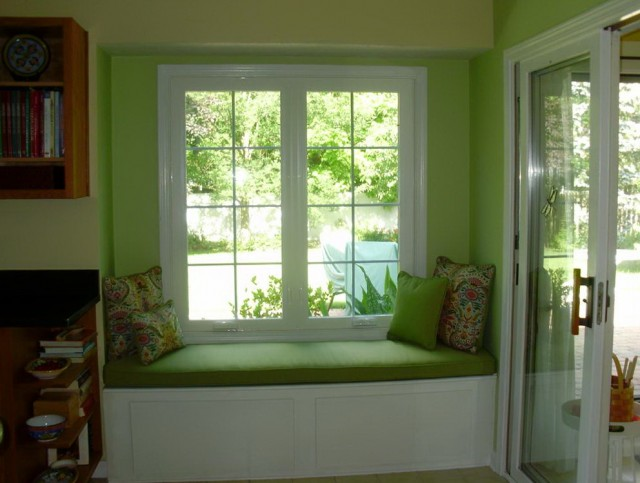 Kitchen Window Seat Cushions