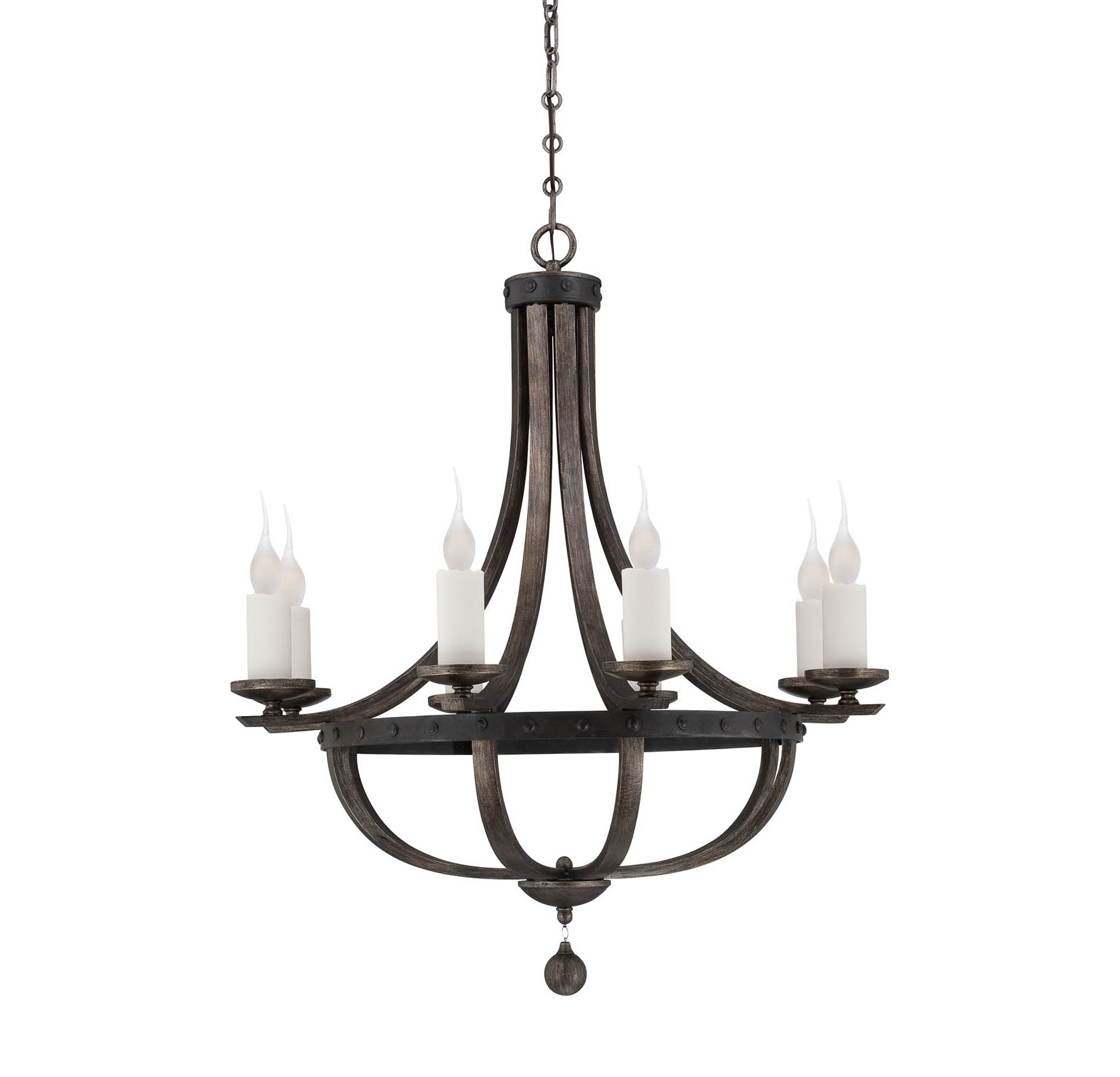 Laurenza 8 Light Chandelier