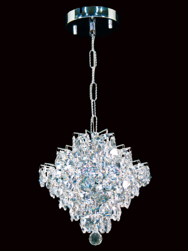 Led Crystal Chandelier Lighting
