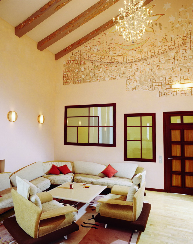 living room chandelier ideas home design ideas. Black Bedroom Furniture Sets. Home Design Ideas