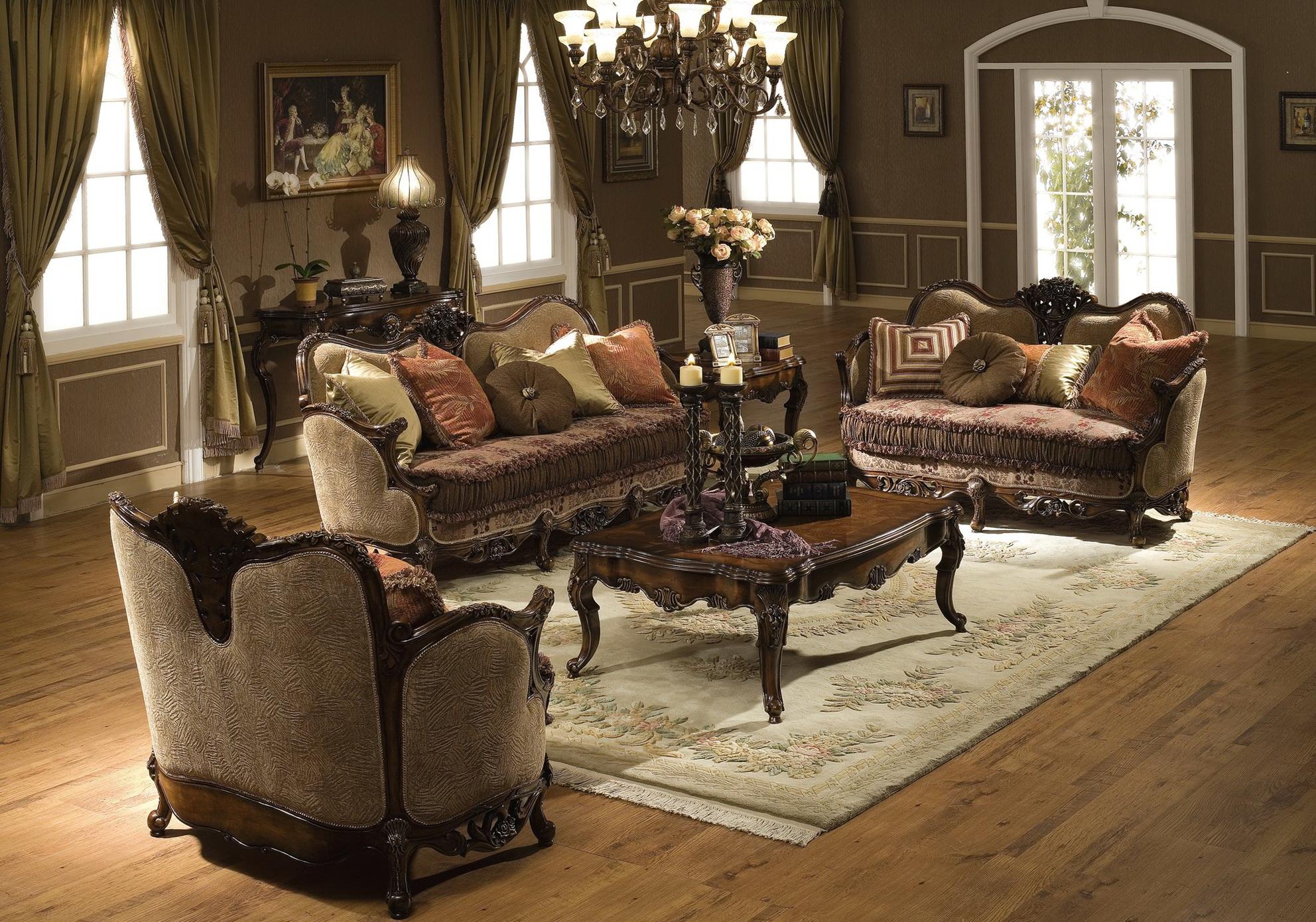 Living Room Chandelier Size
