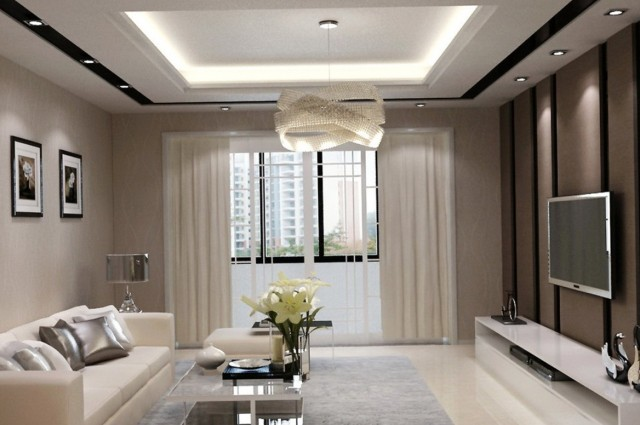 Living Room Chandeliers Modern