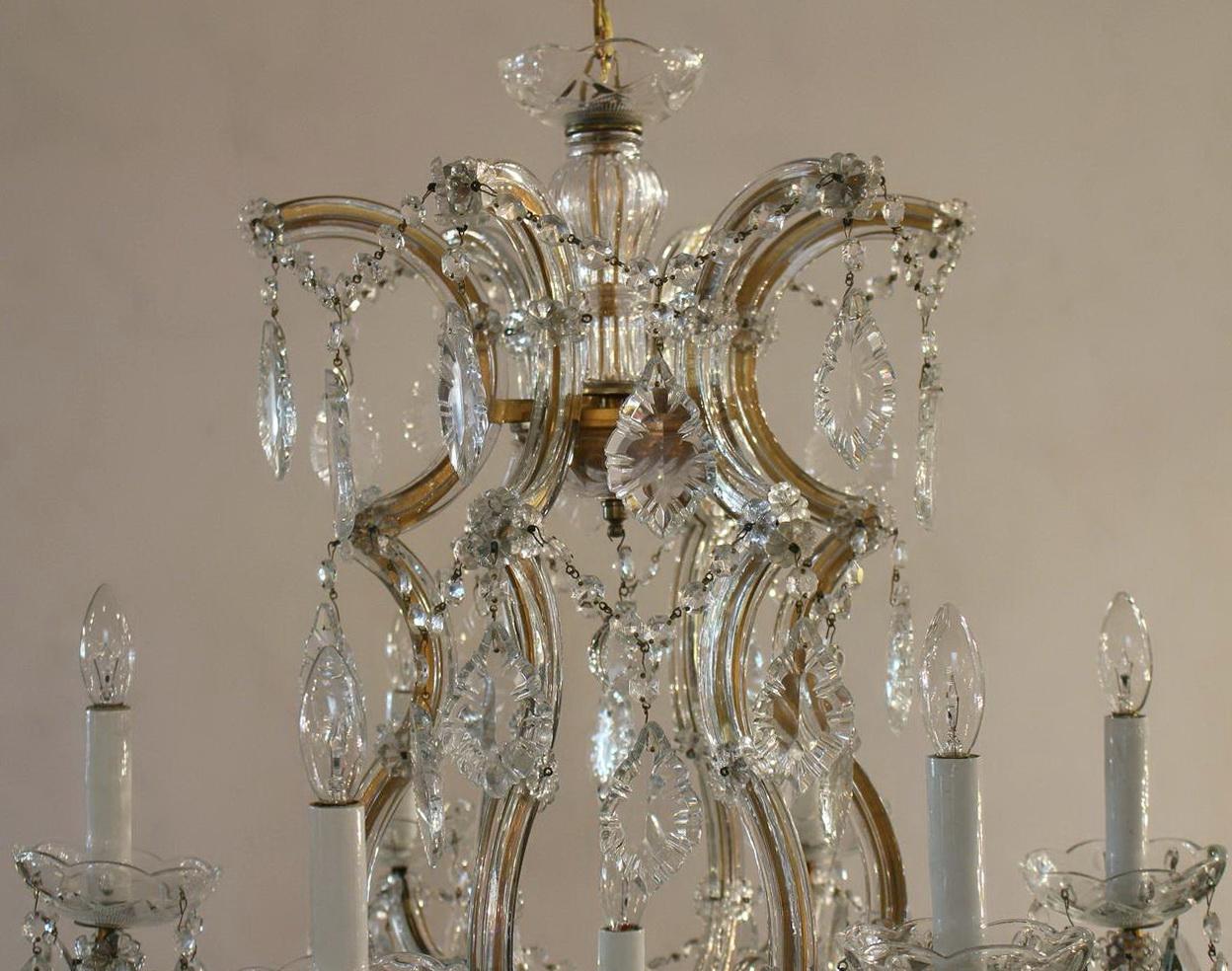 Maria theresa chandelier vintage chandelier designs maria theresa chandelier vintage arubaitofo Gallery