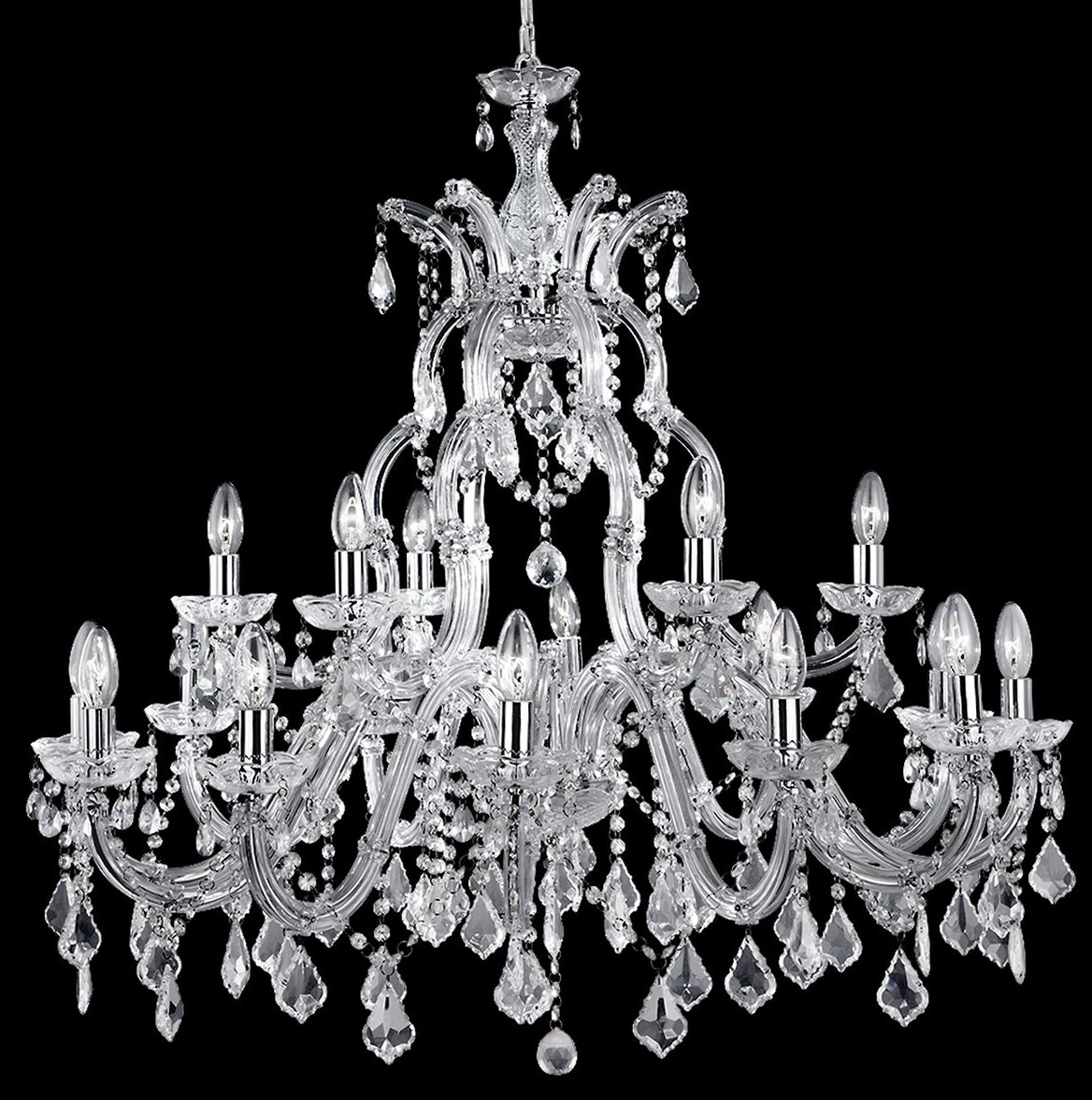 Marie Therese 8 Light Chandelier