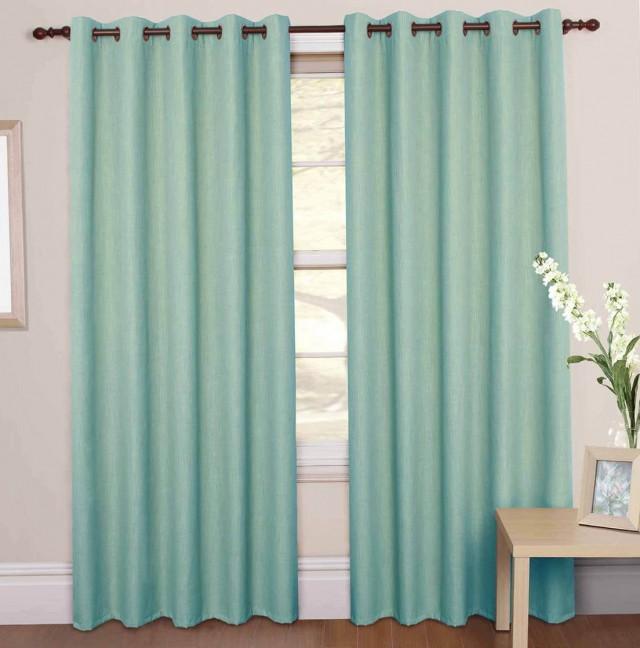 Mint Green Blackout Curtains Home Design Ideas
