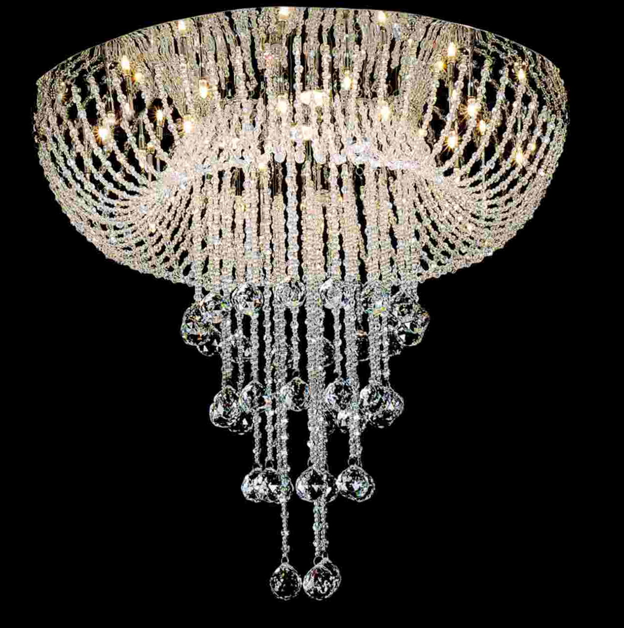 Modern crystal chandeliers on sale home design ideas - Chandeliers on sale online ...