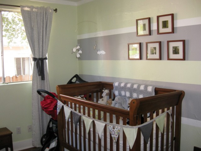 Nursery Blackout Curtains Baby