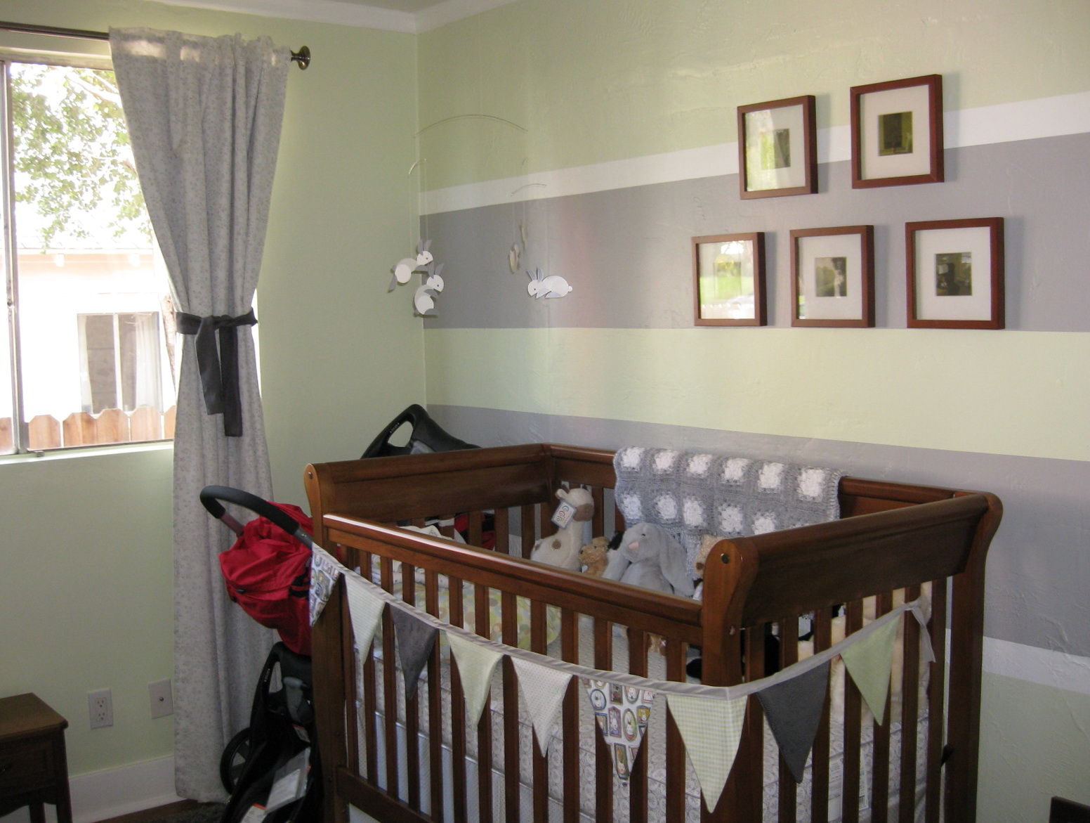 Nursery Blackout Curtains Baby Home Design Ideas