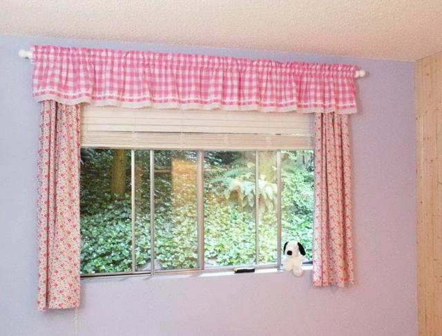 Nursery Blackout Curtains Girl