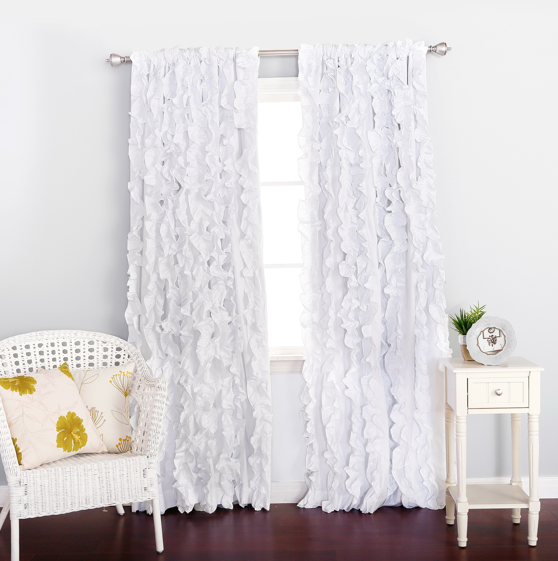 Nursery Blackout Curtains White Home Design Ideas