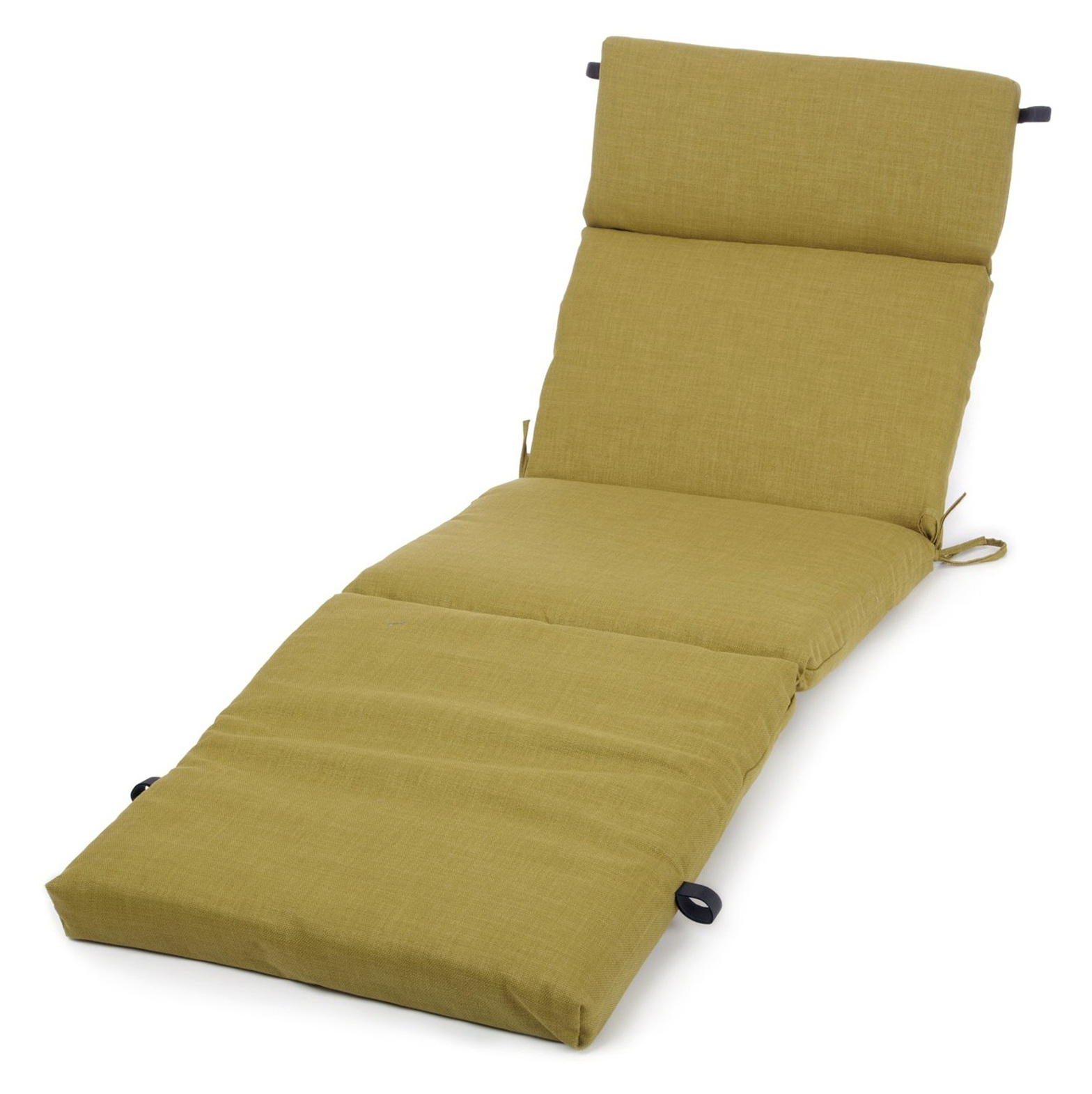 Outdoor chaise lounge cushions home design ideas for Chaise cushion clearance
