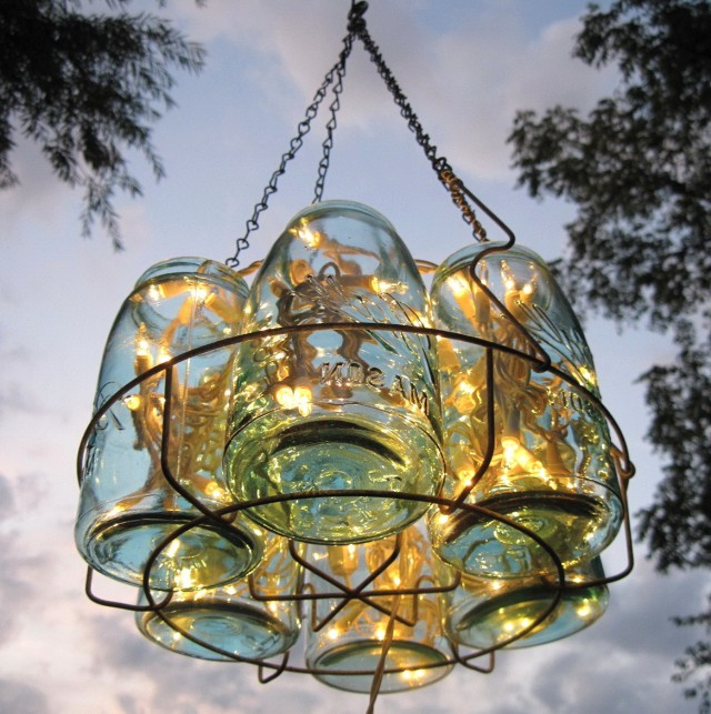 Outdoor Chandelier Lighting Fixtures