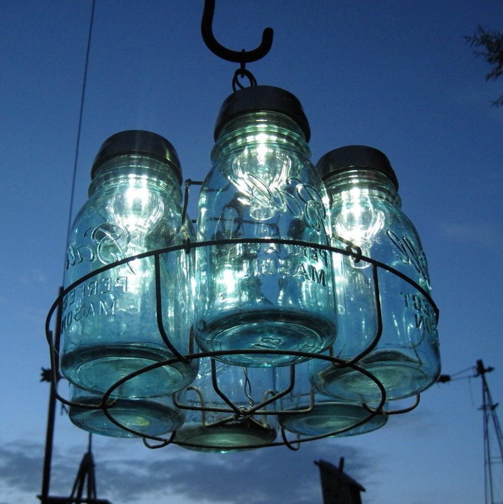 Outdoor Porch Chandelier Lighting