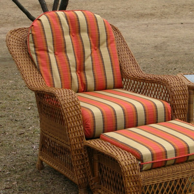 outdoor wicker furniture cushions