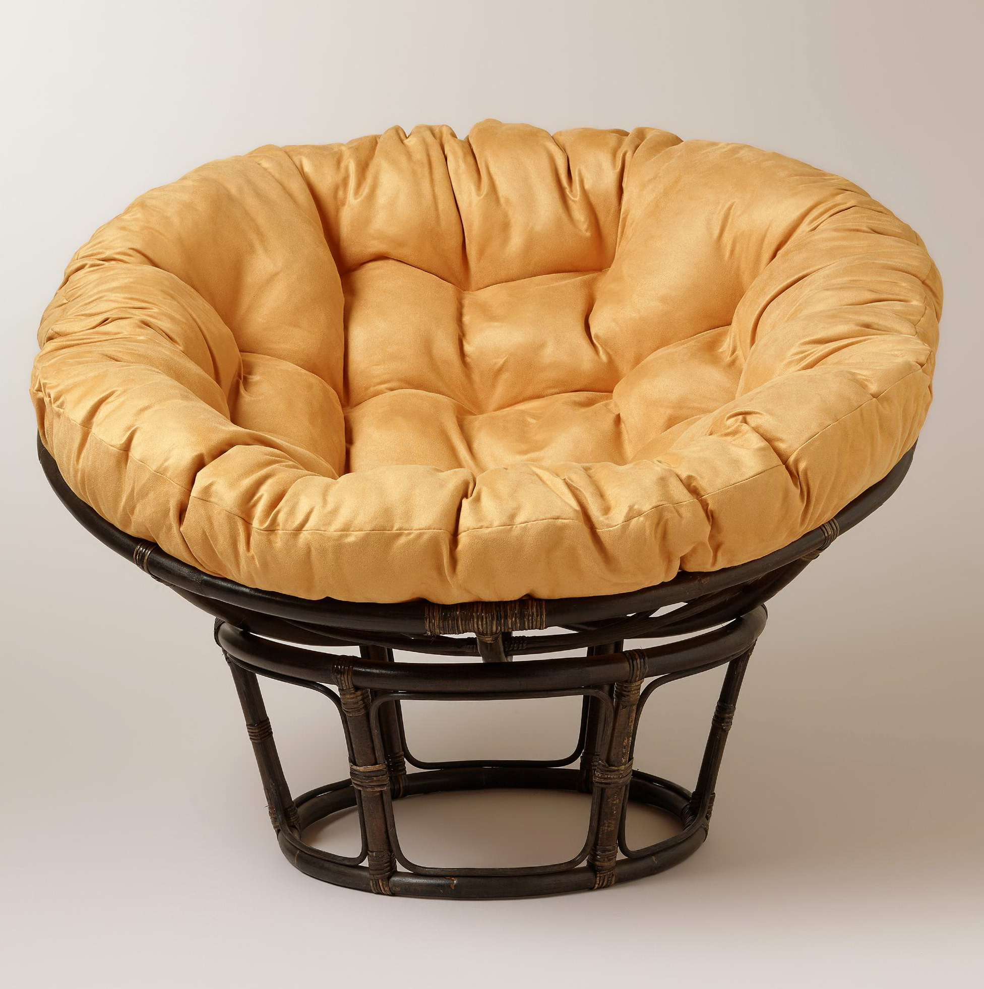 Outdoor Papasan Chair Cushion Coral Outdoor Papasan