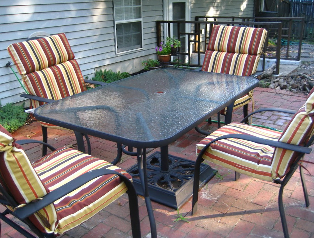 Patio Furniture Cushions Lowes Home Design Ideas