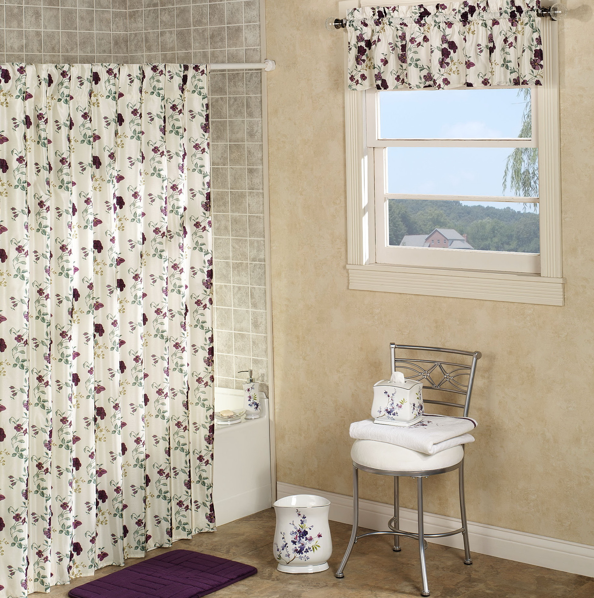 Polyester Shower Curtain Need Liner Home Design Ideas
