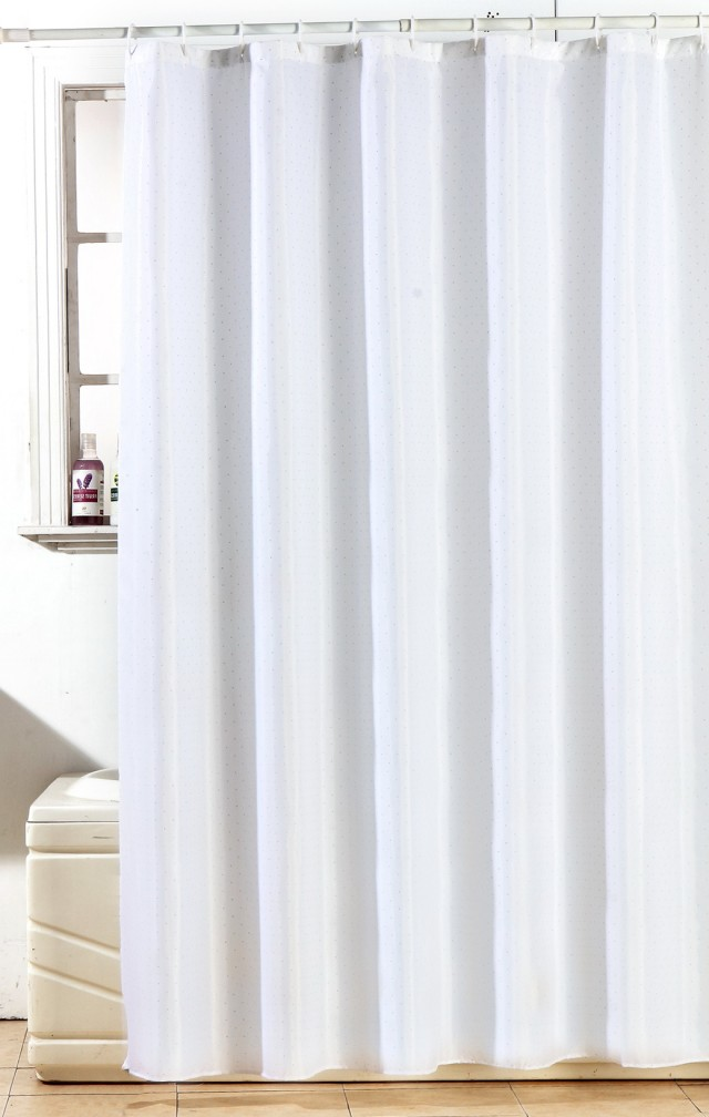Polyester Shower Curtain Review