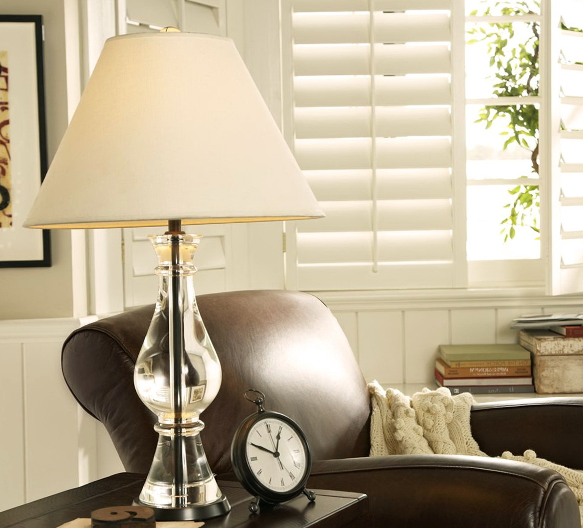 Pottery Barn Bellora Chandelier Reviews: Pottery Barn Chandelier Table Lamp
