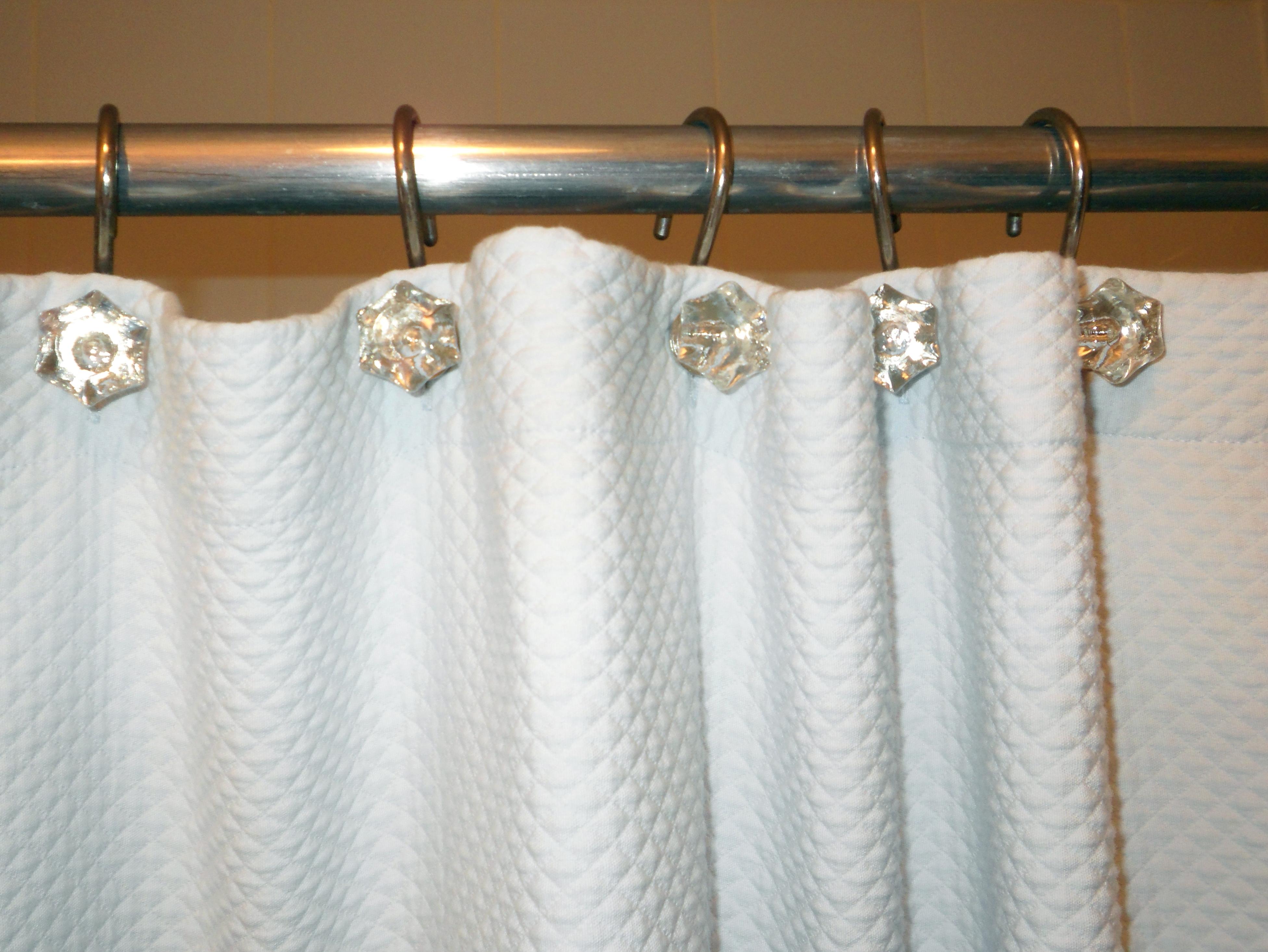 Restoration Hardware Shower Curtain Rings