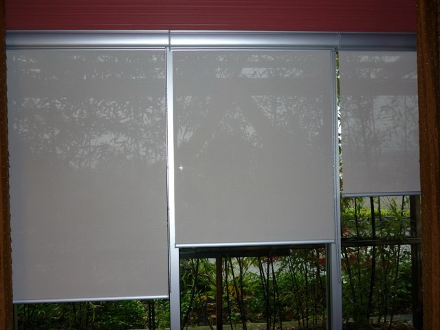 Roll Up Curtains Designs