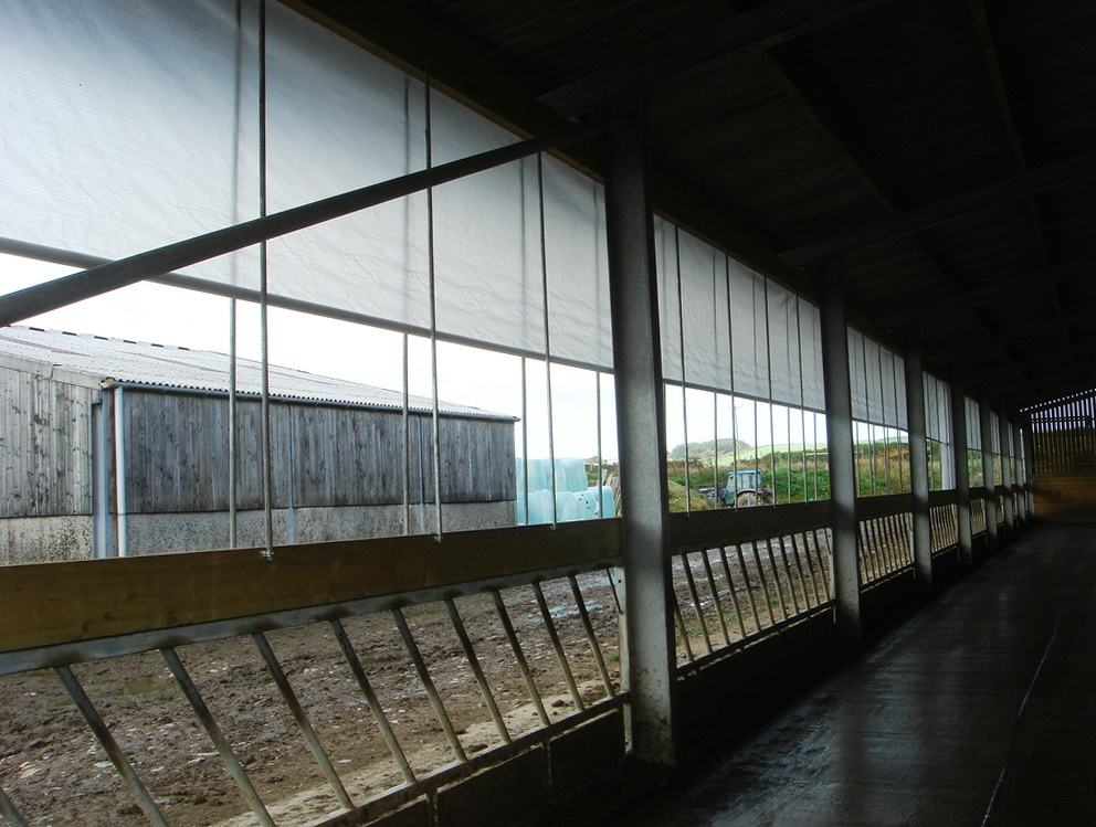 Roll Up Plastic Curtains