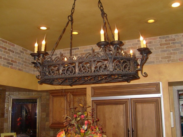 Rustic Chandelier Lighting Fixtures
