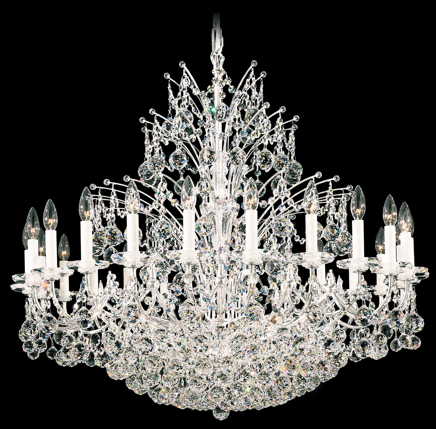 Schonbek Crystal Chandelier Prices