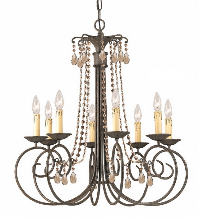 Shabby Chic Chandeliers For Sale