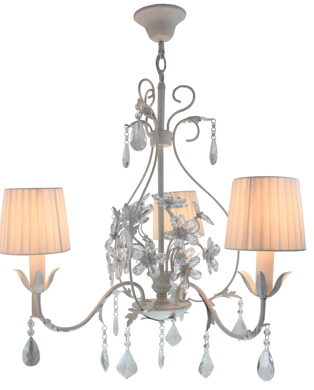 Shabby Chic Chandeliers Uk